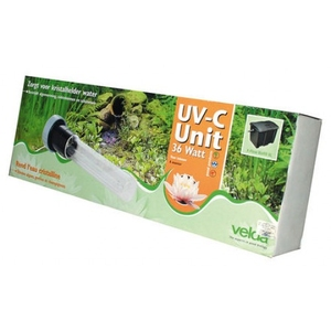 Ультрафиолетовая лампа UV-C Unit 18W Clear Control 50 l, Cross-Flow Biofill, Giant Biofill XL